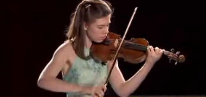 Tessa Lark Mozart G Major Cadenza