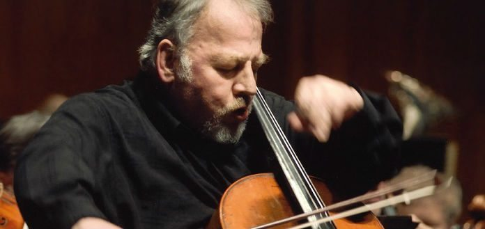 Heinrich Schiff Cellist Obituary