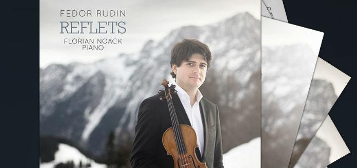 Fedor Rudin Reflets CD Giveaway Cover