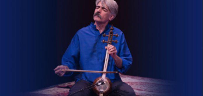 Kayhan Kalhor Iranian Violinist Cover