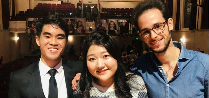 Michael Hill International Violin Competition Finalists Cover